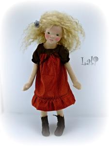 "16"" Posy doll"